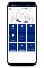 Forcelink Field Service Management Mobile App