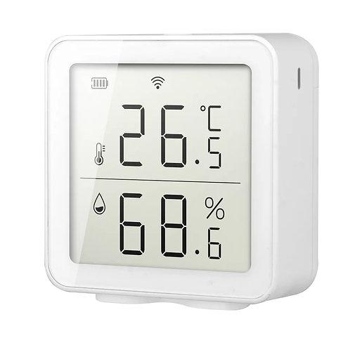 Smart wifi humidity sensor temperature sensor