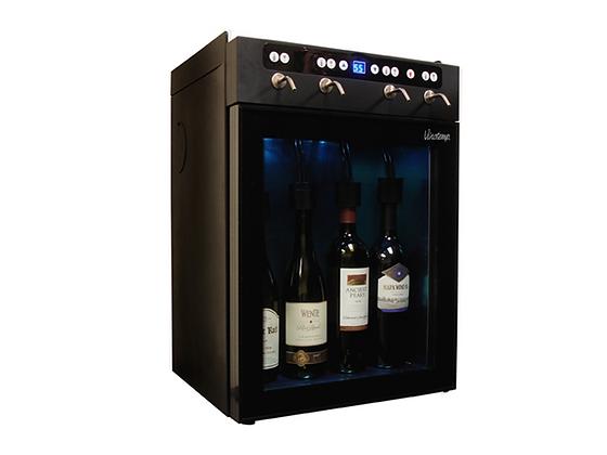 4-Bottle Wine Dispenser - Vinotemp
