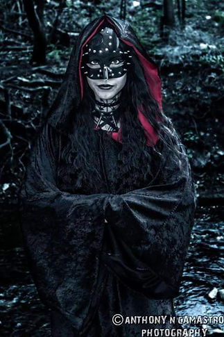 Cerimonial Cloak