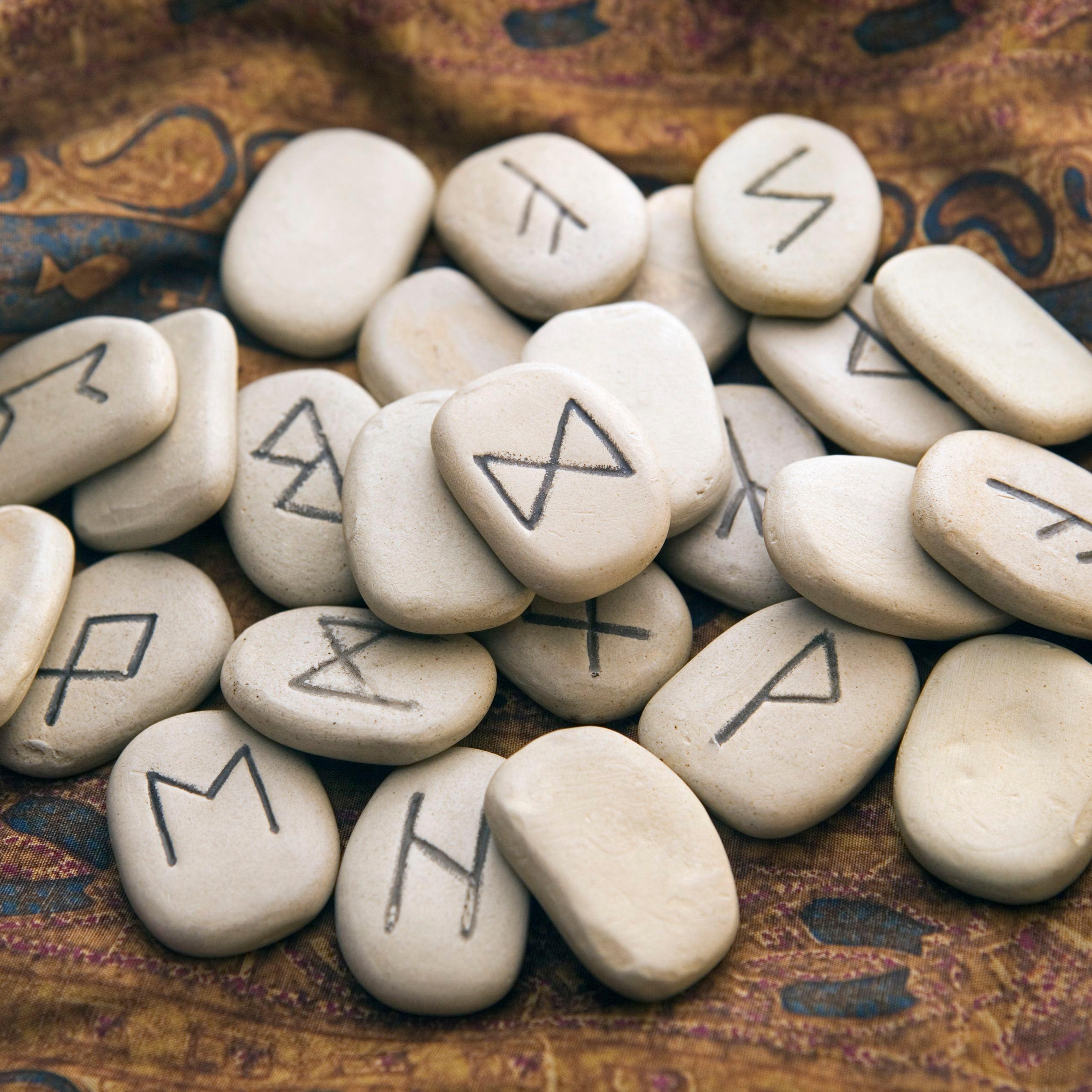 Elder Futhark Rune Readings