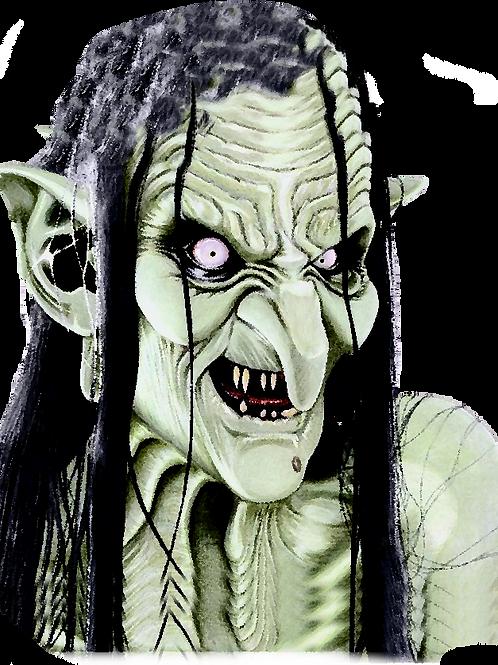 Meg Mucklebones SeaWitch Face Mask