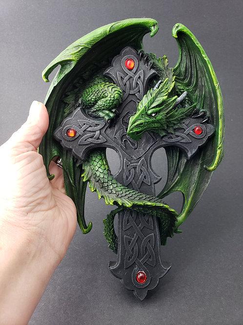 Forest Dragon Plaque