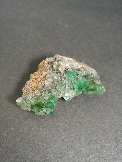 Rogerly Mine Fluorite Cluster