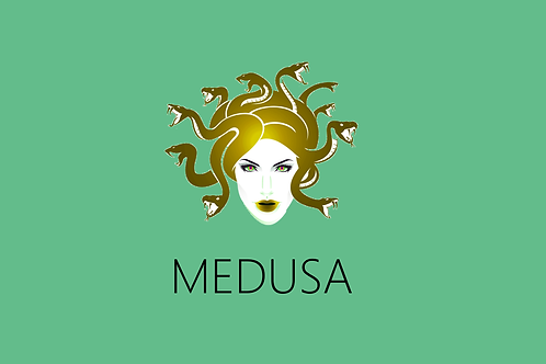 MEDUSA - Black Pepper - Patchouli - Sandal Wood - Citrus - Vetiver