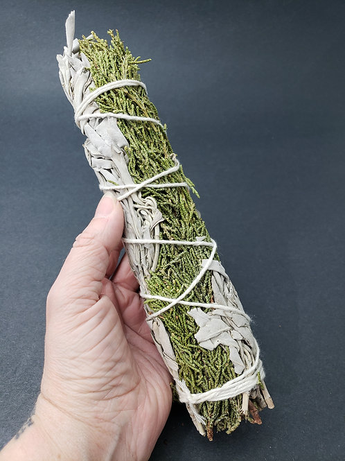 Juniper & White Sage Smudge Bundle