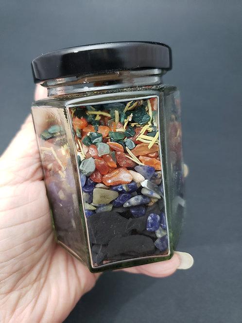 Divination Spell Jar