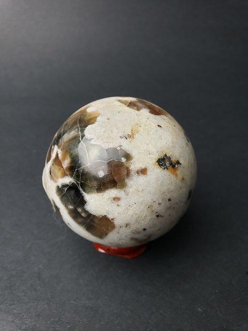 Nepheline Syenite Sphere