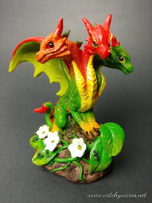 Pepper Dragon Statue