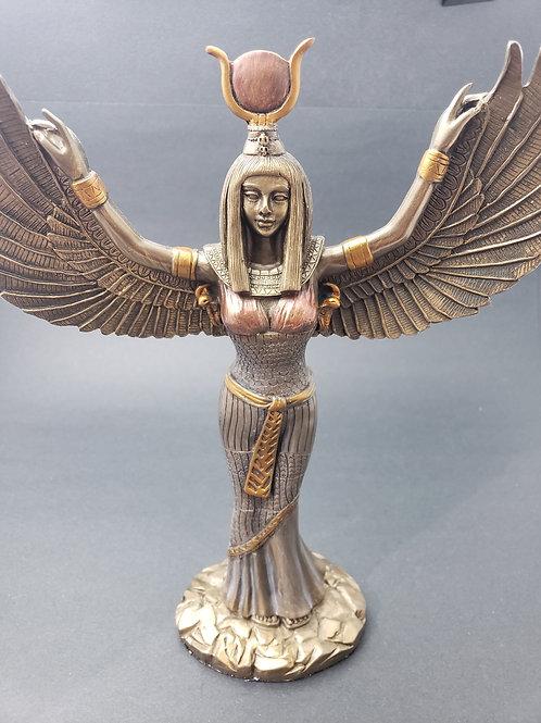 Bronze Isis Statue