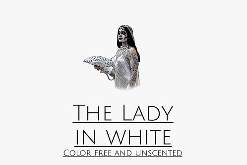 Lady in White - Fragrance & Color Free