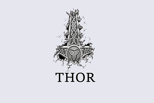 THOR - Leather - Tobacco - Vetiver