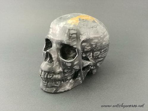 Picasso Jasper Skull