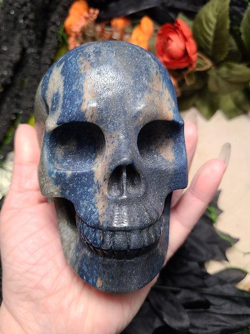 Trollite Skull