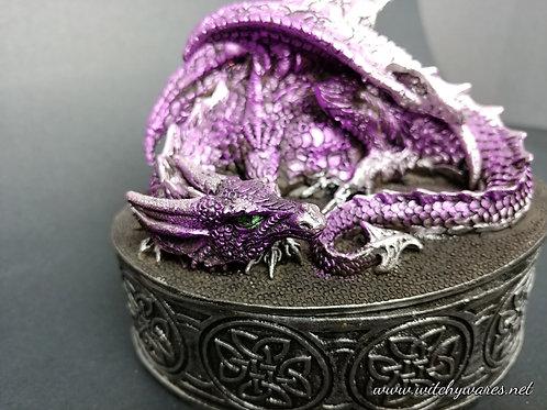 Purple Dragon Box