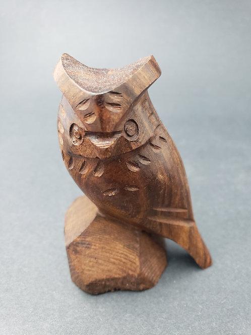Iron Wood Owl
