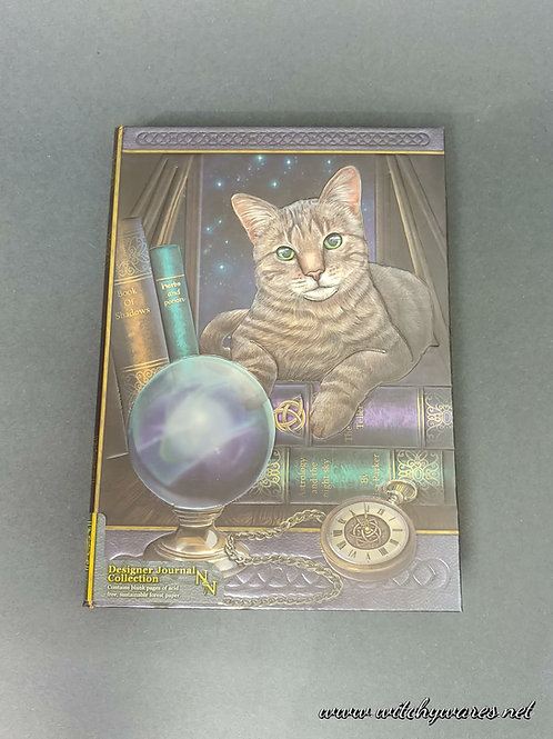 Scrying Cat Journal