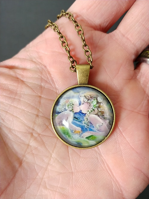 Water Fairy Necklace