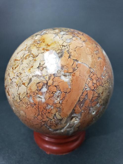 Ibis Jasper Sphere
