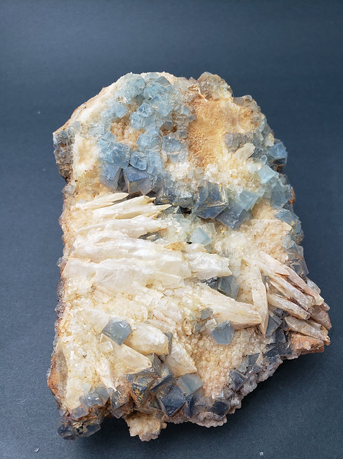 Cave In Rock Fluorite Cluster