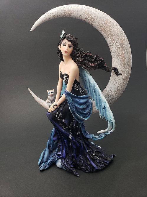 Moon Fairy Statue