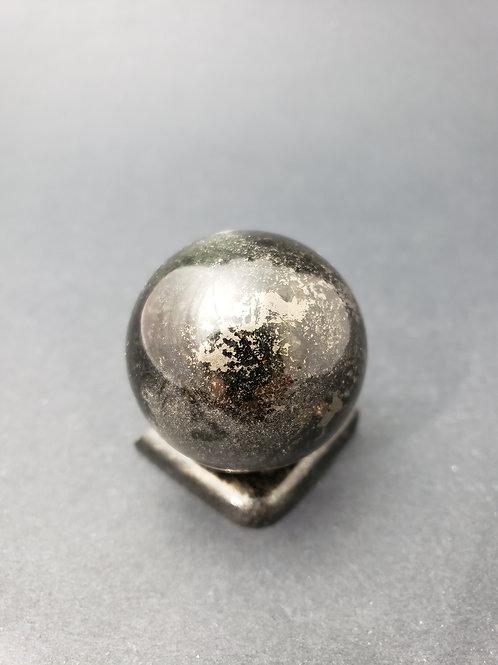 Pyrrhorite Sphere