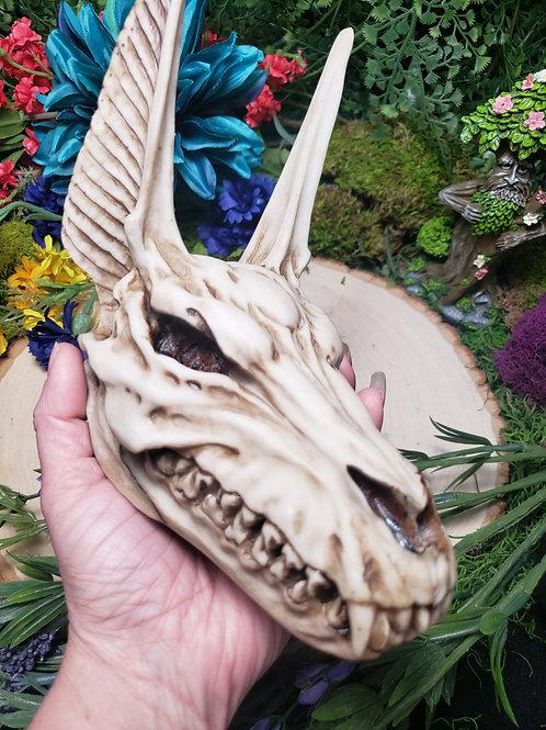 Anubis Skull Statue