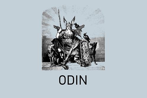 ODIN - Cedar - Pine - Juniper - Musk.
