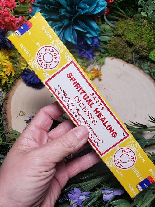 Spiritual Healing Incense Sticks
