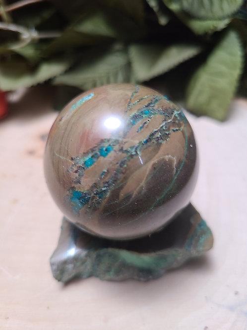 Quantum Quattro Sphere