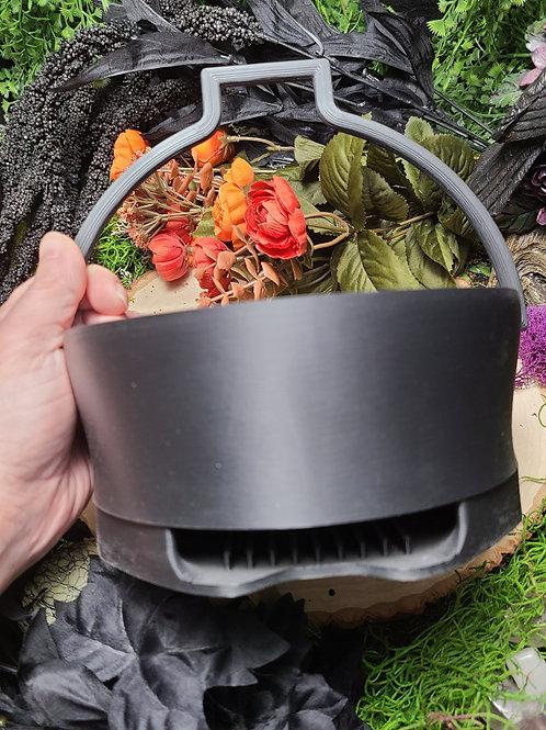 Black Bubble Cauldron