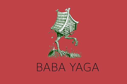 BABA YAGA - Red Delicious Apple -