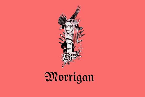 MORRIGAN - Coconut - Bergamot - Black Pepper - Cinnamon Leaf - Jasmine + more...
