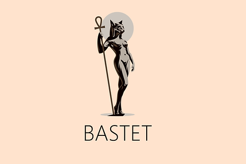 BASTET - Myrrh - Copal - Emerald Agave Nectar