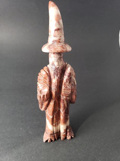 Brecciated Jasper Wizard