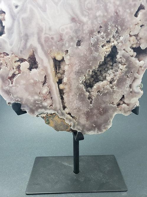 Pink Amethyst Slab