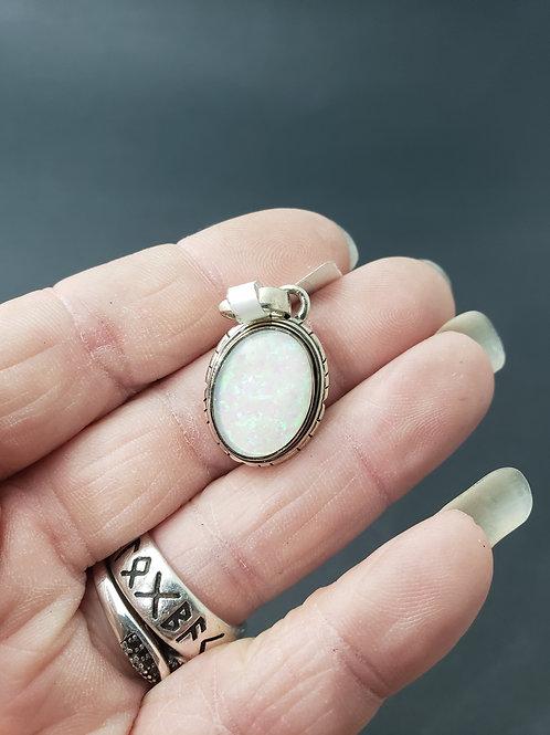 Coober Pedy Opal Pendant