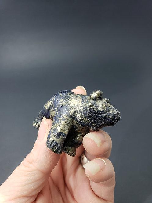 Pyrite Bear