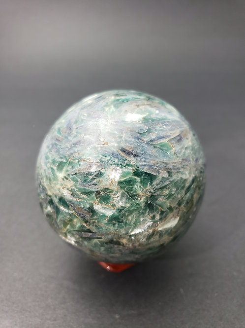 Mermaid Kyanite Sphere