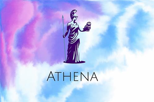 Athena - Tea & Cakes -