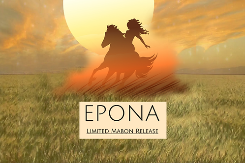 Epona - Fresh Cotton - Black Amber - Cashmere - Musk