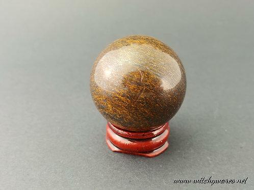 Bronzite Sphere