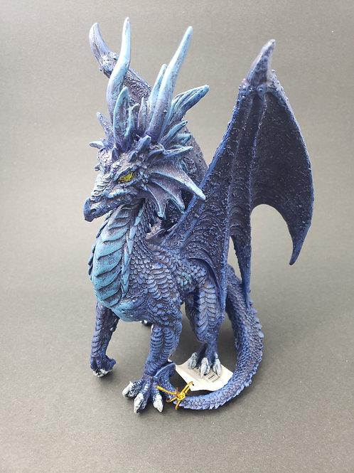 Dark Dragon Statue