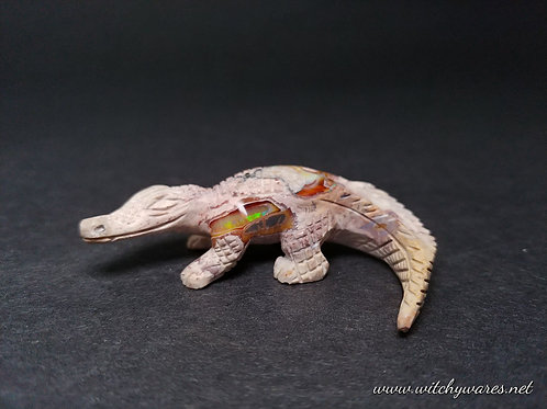Candalara Fire Opal Alligator