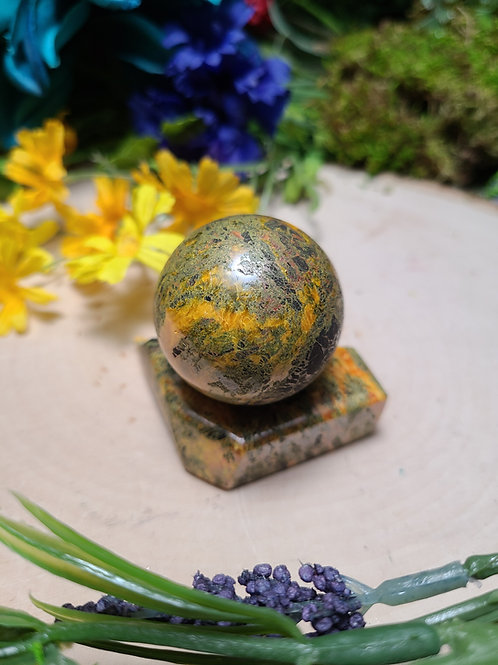 Orpiment Sphere