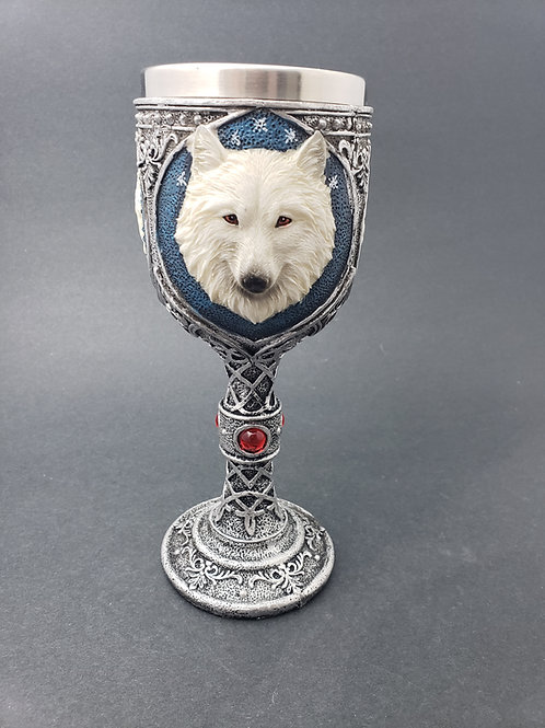 Red Wolf Goblet