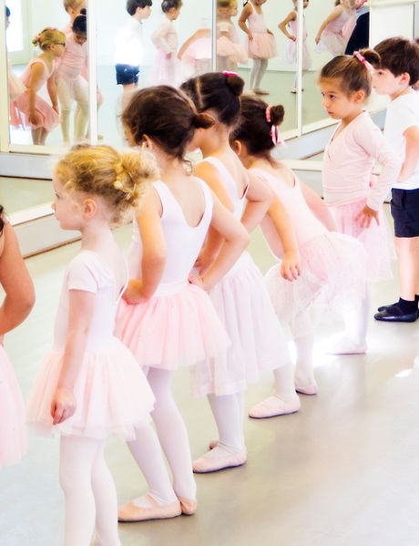 Pre-Primary Ballet ages 4-5yrs