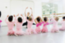 Pre-School Ballet ages 3-4yrs