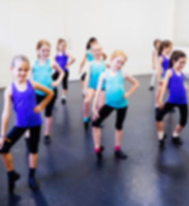 Level 2 & 3 Jazz ages 7-9yrs