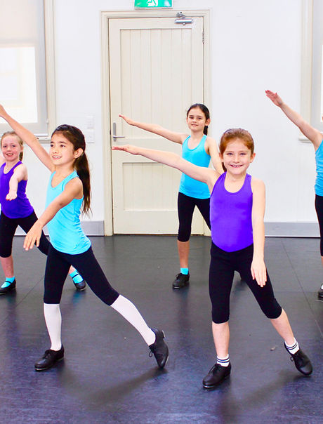 Level 3 Tap ages 8-9yrs